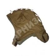 Шлем утепленный защитного цвета