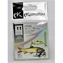 Крючки рыболовные KAMATSU