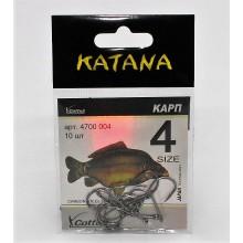 Крючки рыболовные KATANA