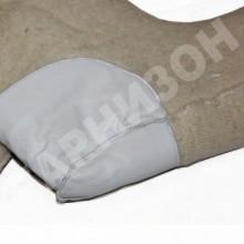 Носки меховые тряпичные