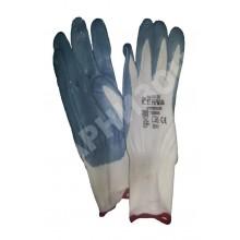 Перчатки белые рабочие