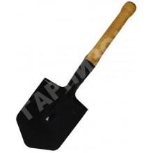 Малая саперная лопата без чехла